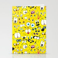 cartoon Stationery Cards featuring Cartoon by Javier Martinez