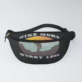 hiking vacation hiking outfit for hobby climber Fanny Pack