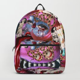 Diamond Pills Backpack