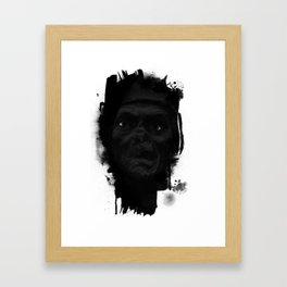 N°5 Framed Art Print