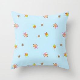 BUG SPLATS Throw Pillow