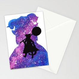 Cosmic Jester Stationery Cards