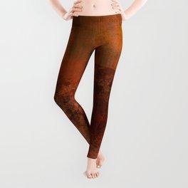 Organic rust Leggings