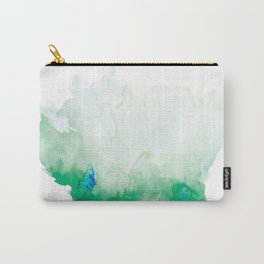 Watercolor wall mural Carry-All Pouch