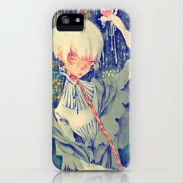 viscera iPhone Case