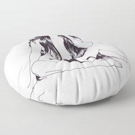 Pussycat Floor Pillow