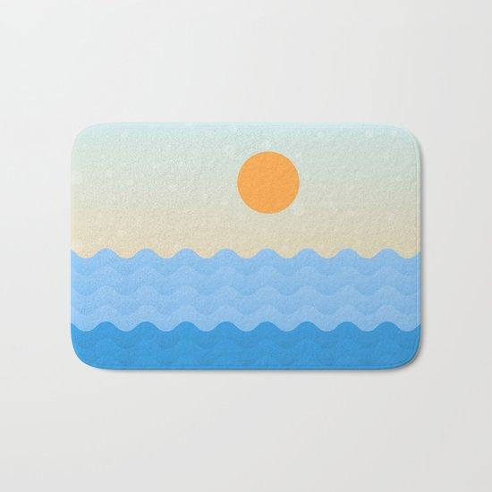 Summer Soul Bath Mat