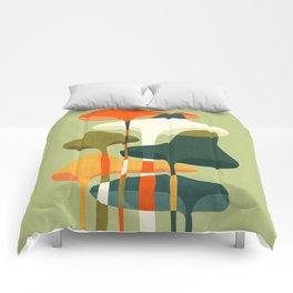 Little mushroom Comforters
