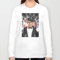 putin Long Sleeve T-shirts featuring PUTIN  by NOXBIL