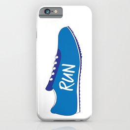 Running Shoes iPhone Case