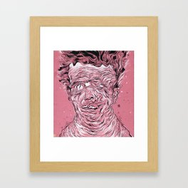 Vessel of Man Framed Art Print