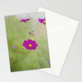 . love in threes . Stationery Cards