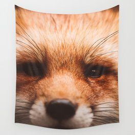Red fox 2 Wall Tapestry