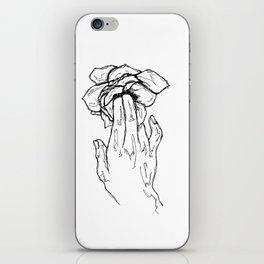 Flowering iPhone Skin