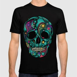 Skull Camouflage T-shirt