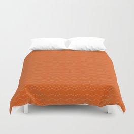 Tangerine Tangerine Duvet Cover