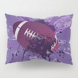 Grunge Rugby Pillow Sham
