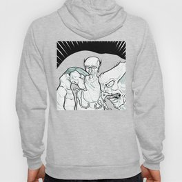 Three Buddies Hoody