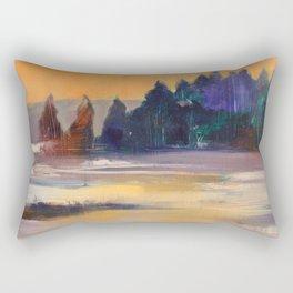 Morning awakening Rectangular Pillow
