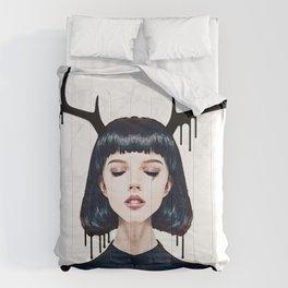 Fawn Siren Drip II Comforters