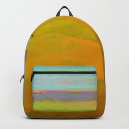 Distant Purple Backpack