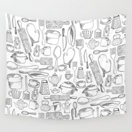 kitchen Wall Tapestry