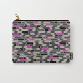 Directions Camouflage (Pink/Gray) Carry-All Pouch