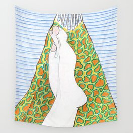 siesta time Wall Tapestry