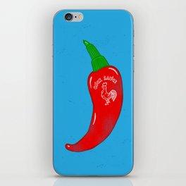 Chilli Sauce iPhone Skin