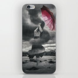 Storm Clouds Gather iPhone Skin
