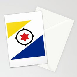 flag of Bonaire Stationery Cards