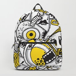 yellow stone Backpack