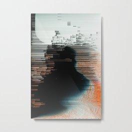 Disruptive Metal Print