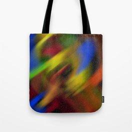 universe lighting Tote Bag