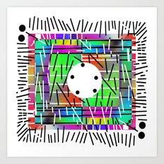 Rainbow 13 Art Print