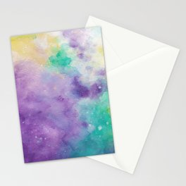 Obnoxious Galaxy Stationery Cards