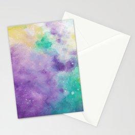 Obnoxious Galaxy Stationery Cards