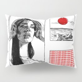 13 Beaches Pillow Sham
