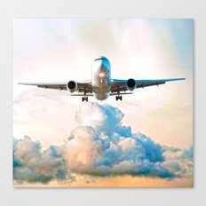 The Miracle of Flight Canvas Print