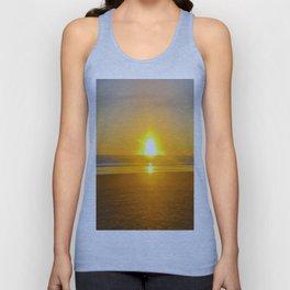 Sunset at Pismo Beach Unisex Tank Top