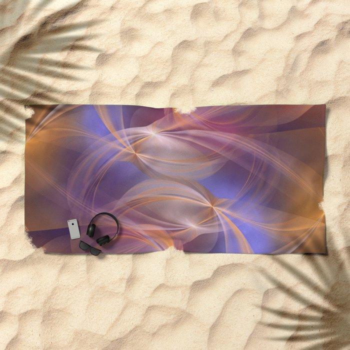Light as Air Beach Towel