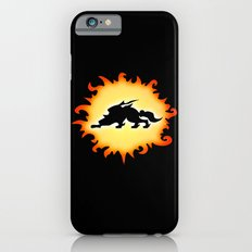 Amaterasu Logo- Black Slim Case iPhone 6s