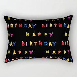Bday pat.! Rectangular Pillow