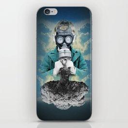 Breathe Easy iPhone Skin