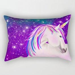 Celestial Unicorn Rectangular Pillow