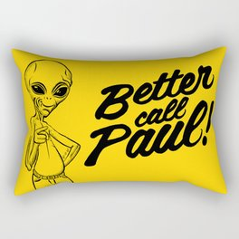 Better call Paul Rectangular Pillow