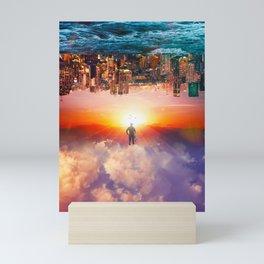 The Searcher Mini Art Print
