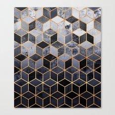 Daydream Cubes Canvas Print