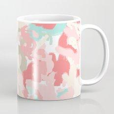 Branch - abstract minimal modern art office home decor dorm gender neutral bright happy painting Mug