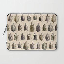Vintage Turtles Pattern Laptop Sleeve